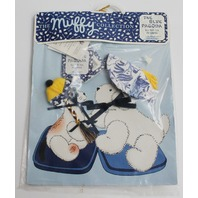 Muffy Vanderbear Dog Purlie and LuLu McFluff Costume The Blue Pagoda