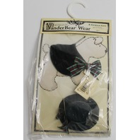 Muffy Vanderbear Dog LuLu McFluff Costume A Christmas Carol Matching Top Hat