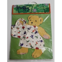 Muffy Vanderbear waltz of the Vegetables Apron Dress Outfit Set in Package