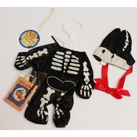 Muffy Vanderbear Scared Stiff The Foolish Ghoulish Outfit Set in Package