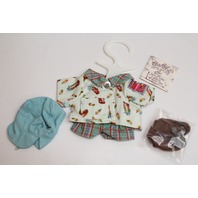 Muffy Vanderbear Take a Hike A Walk on the Wylde Side Collection Set in Package