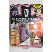 Star Trek Generations Guinan Playmates Action Figure Moc New