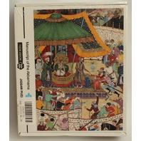 Manuscript of the Akbarnama 1000 PC Piece Puzzle 70 CM x 50CM New and Sealed