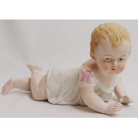 Vintage Porcelain Piano Baby Andrea Sadek numbered 23/109
