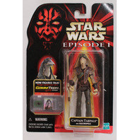Hasbro Star Wars: Episode 1 Talking Captain Tarpals with Electropole  New in pkg