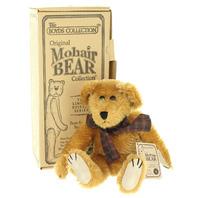 Boyds Collection Carter M Bearington original box Mohair Bear Limited Edition