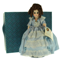 "Madame Alexander President First Lady Series 2 Sarah Polk Doll 14"" Doll"