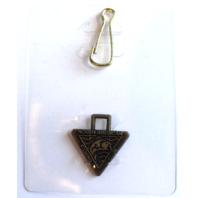 North American Fishing Club NAFC Zipper Pull Charm