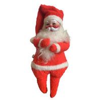 Mid Century Beloved Toys Tag Vintage Santa Claus Doll Large 28