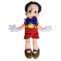 Walt Disney Pinocchio Plush Doll 18