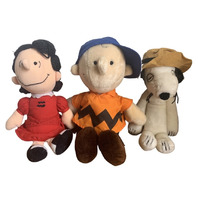 Determined Products Charlie Brown Lucy Rare 1968 Vintage Spike Snoopy's Brother DW20127