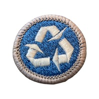 BSA Boy Scout Merit Badge Environmental Science Embroidered Uniform Patch