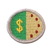 BSA Boy Scout Merit Badge Personal Management Uniform Patch