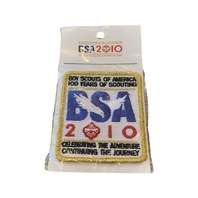 BSA Boy Scout Merit Badge BSA 2010 100 Years Celebration Uniform Patch