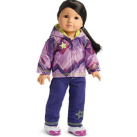 American Girl AG Star of the Slopes Skiing Outfit for 18' Dolls New in the box