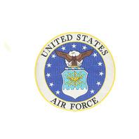 "United States Military Army Logo Motorcycle Biker Uniform Patch 10"" Xl"