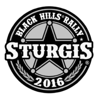 Official 2016 Sturgis Sheriff Badge Rider Motorcycle Uniform Patch