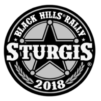 Official 2018 Sturgis Sheriff Badge Rider Motorcycle Uniform Patch