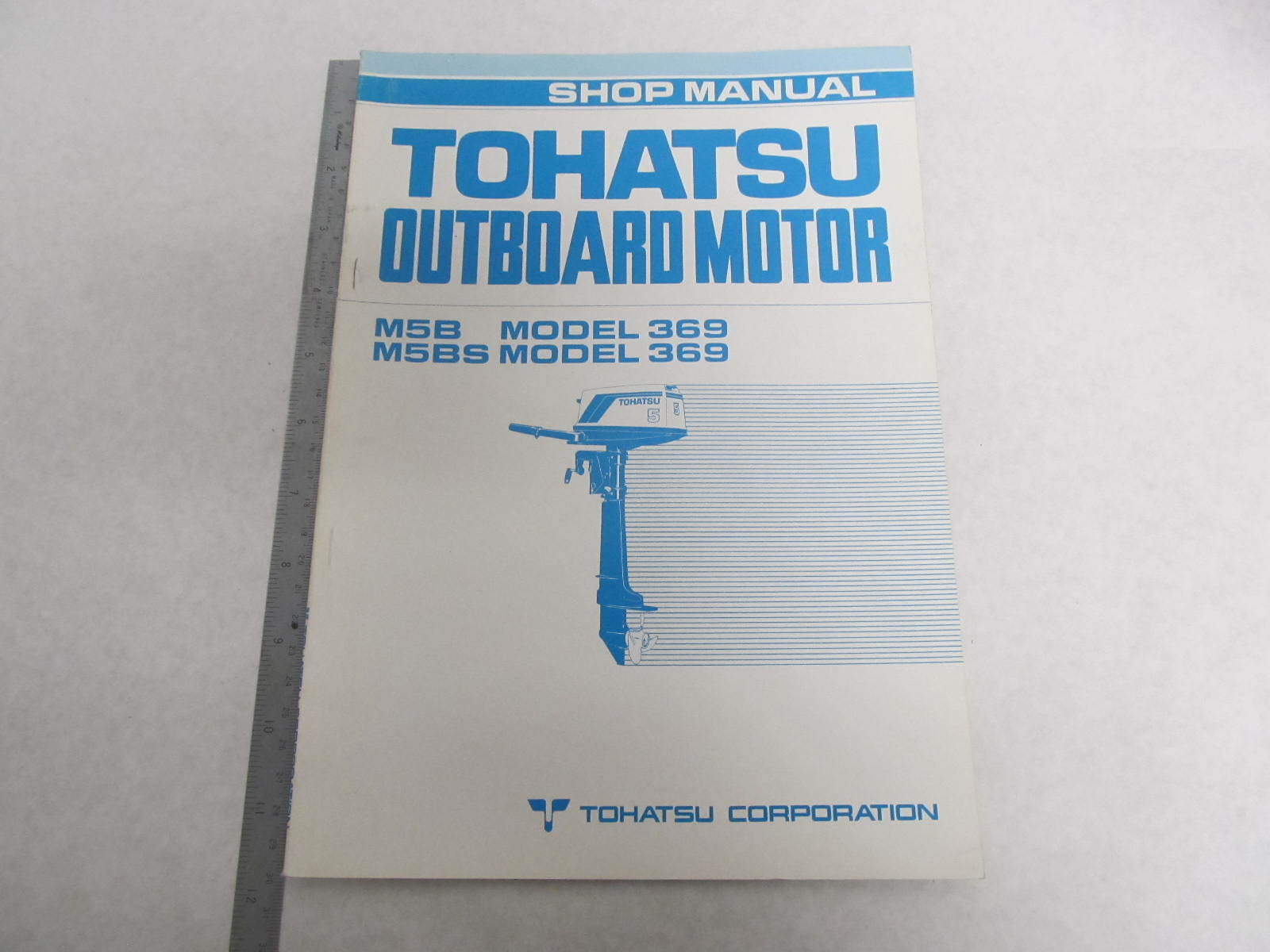 Free tohatsu Outboard repair Manual