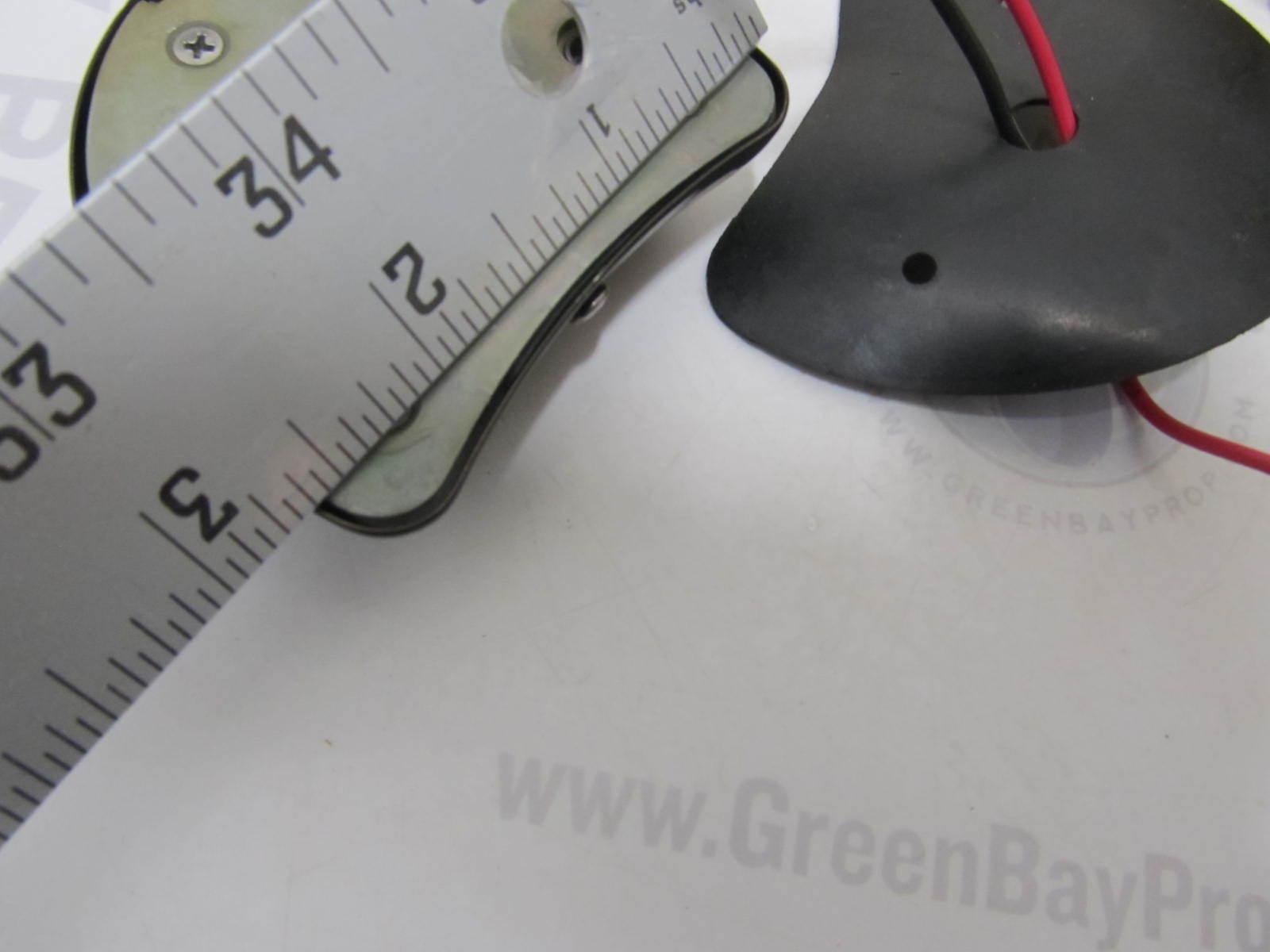 0615dp2blk Perko Stealth Ii Led Bi Color Navigation Bow