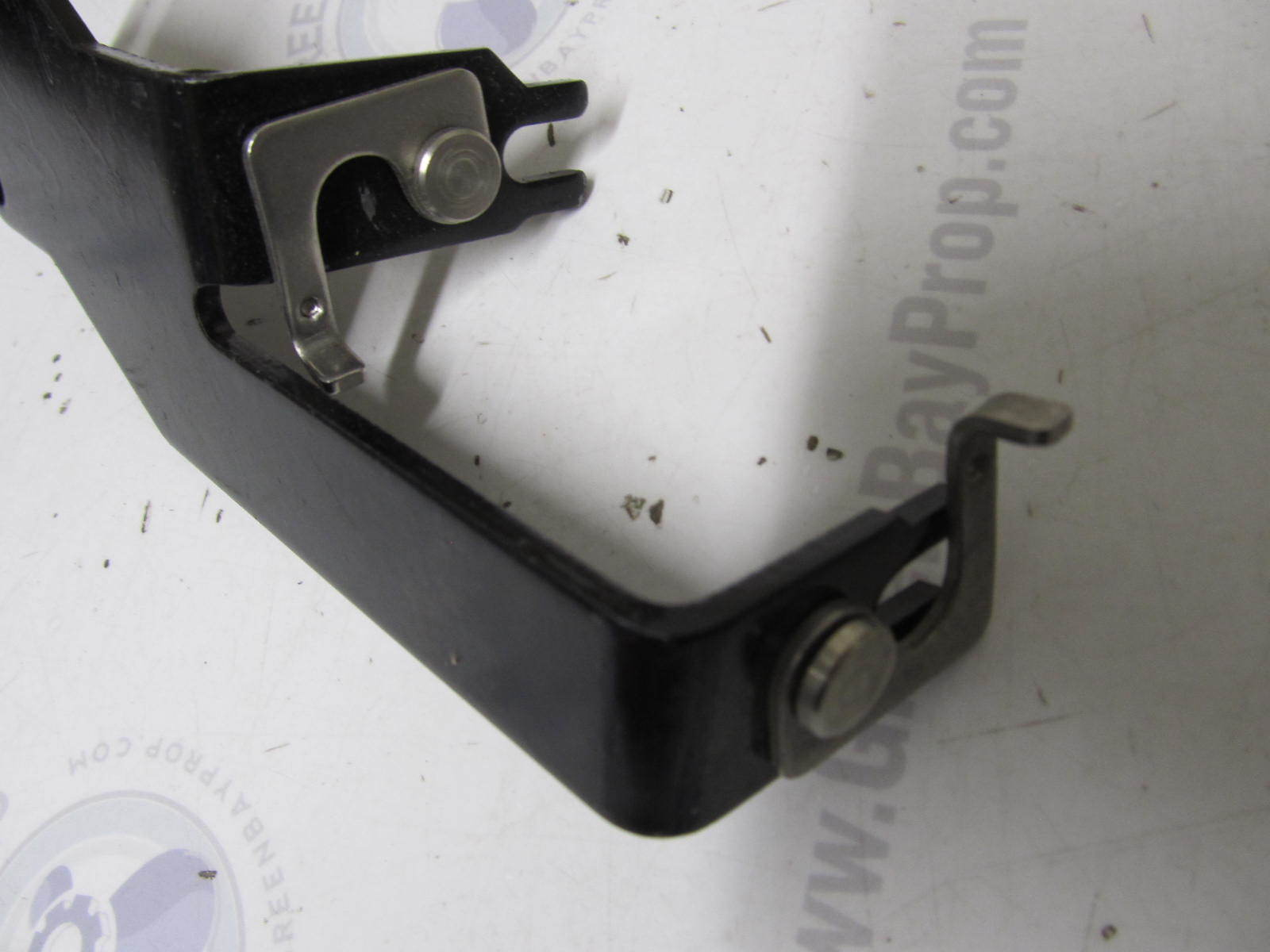 17023 Fits Mercury Mariner 4-6 HP Outboard Control Attaching Bracket