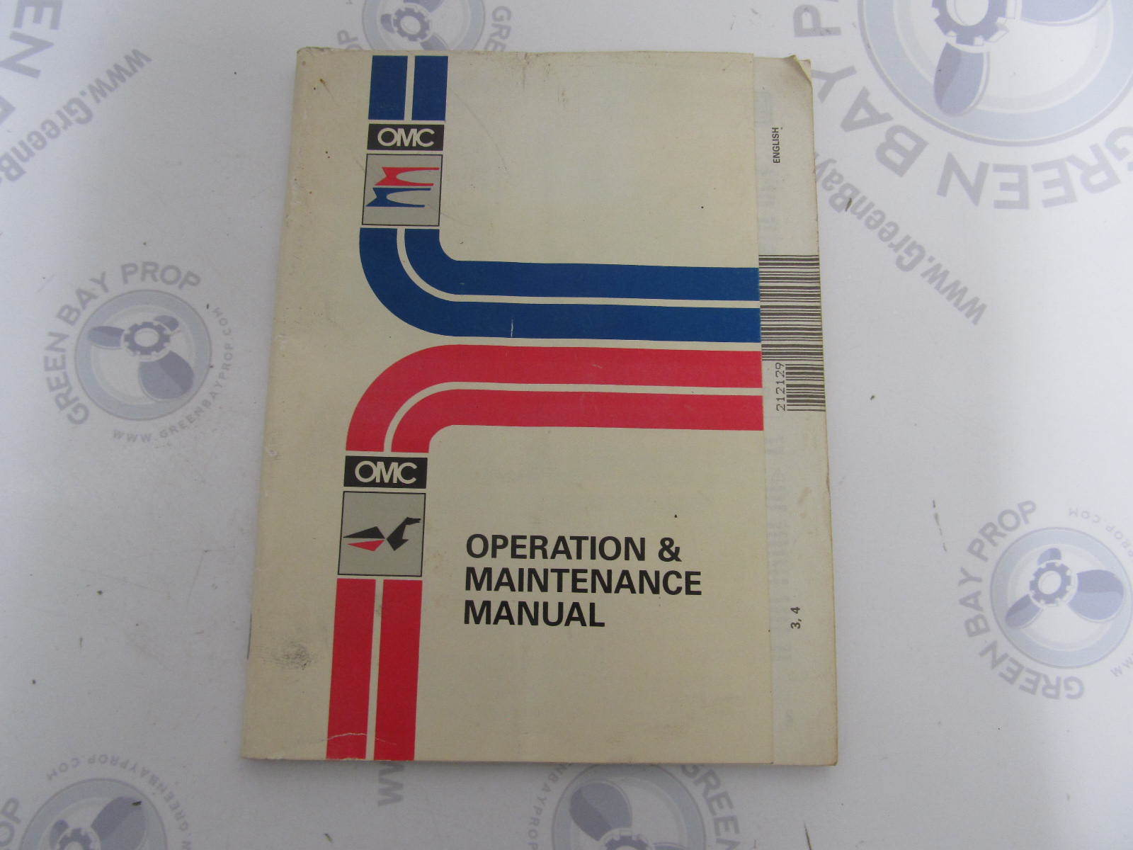 Johnson 4 Hp outboard Manual