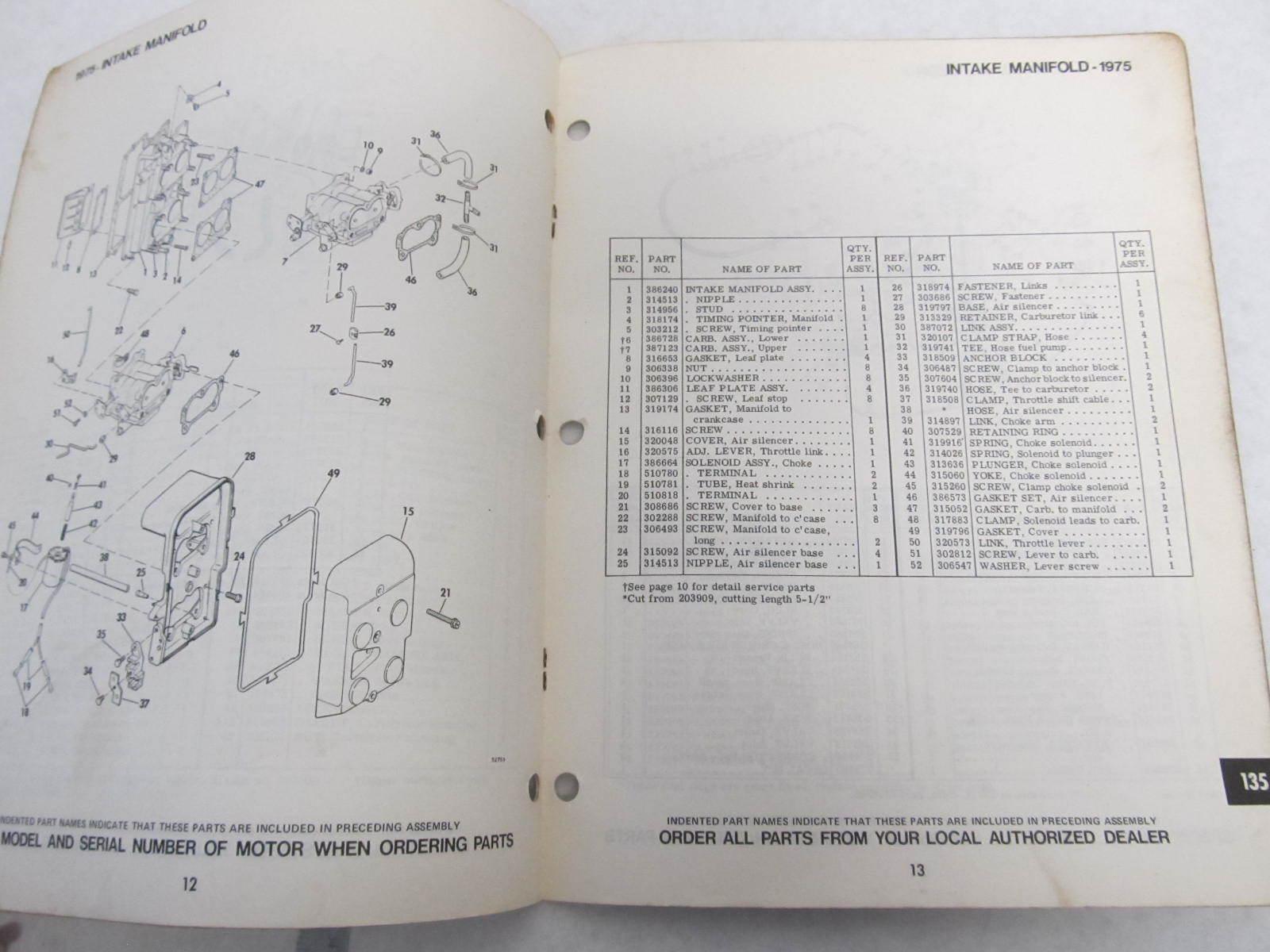 15 Hp Evinrude Parts Diagram - All Diagram Schematics