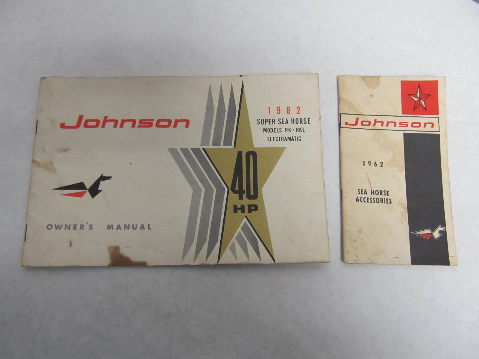 Johnson outboard Owner S manual