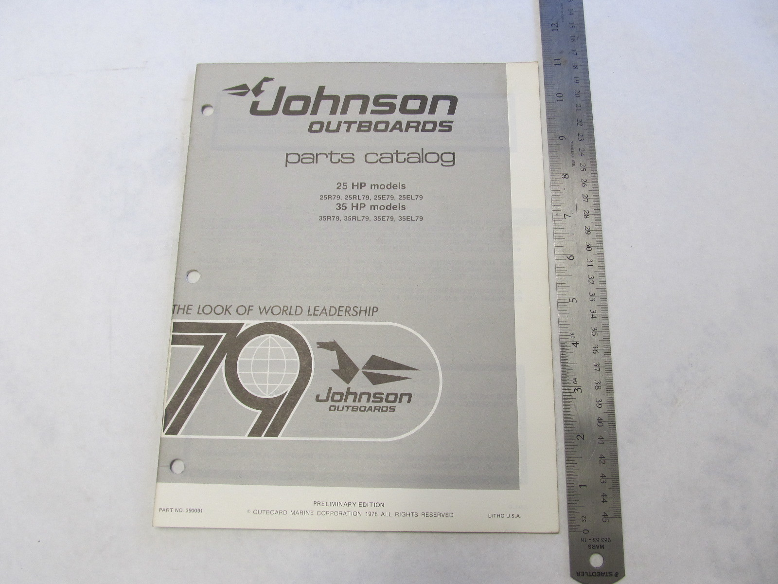 25 hp johnson Outboard Specs Handle disassembly manual