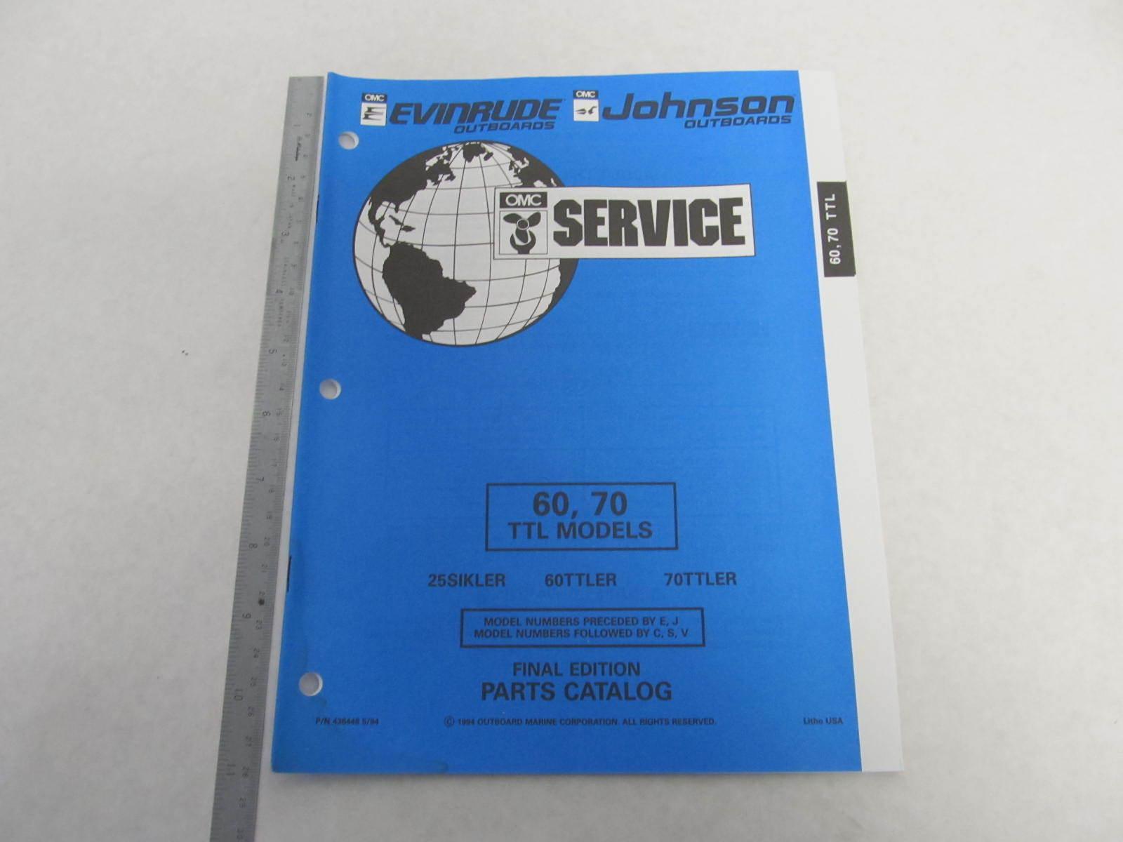 Free 70 Hp evinrude Manual