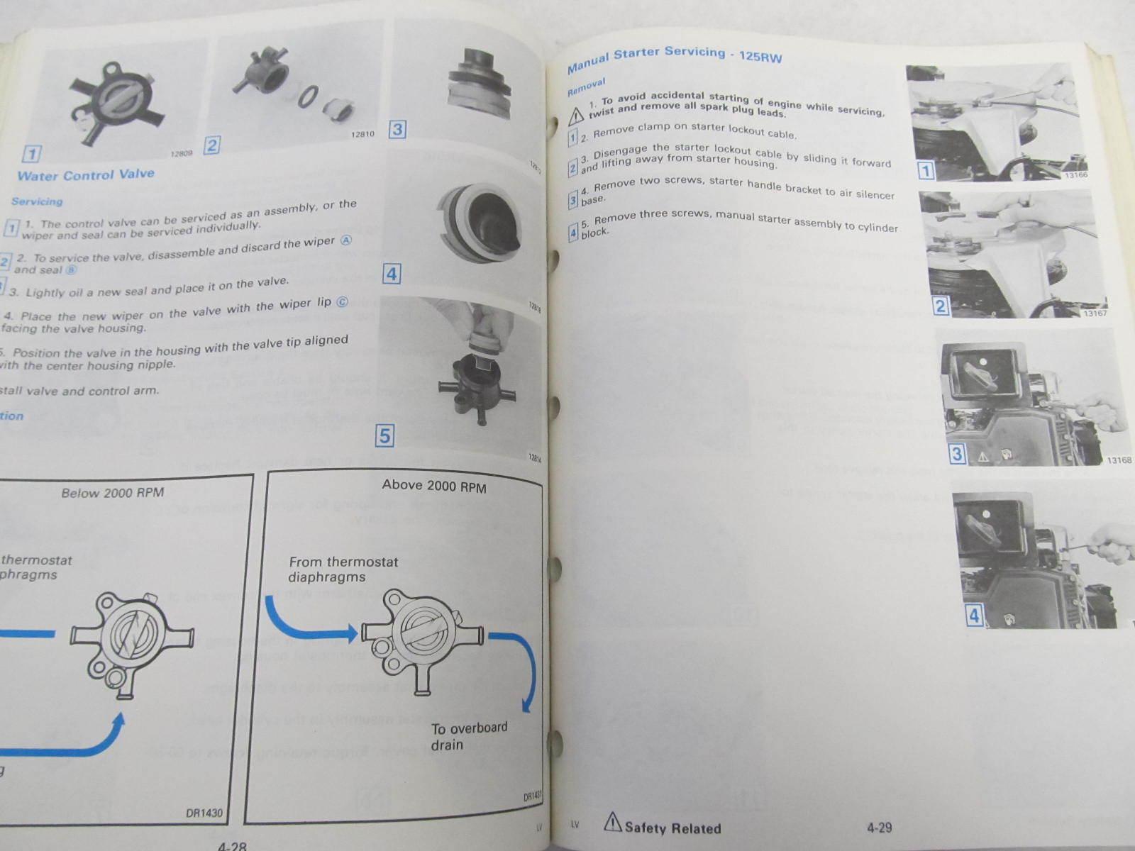 1987 Evinrude Outboard Manual