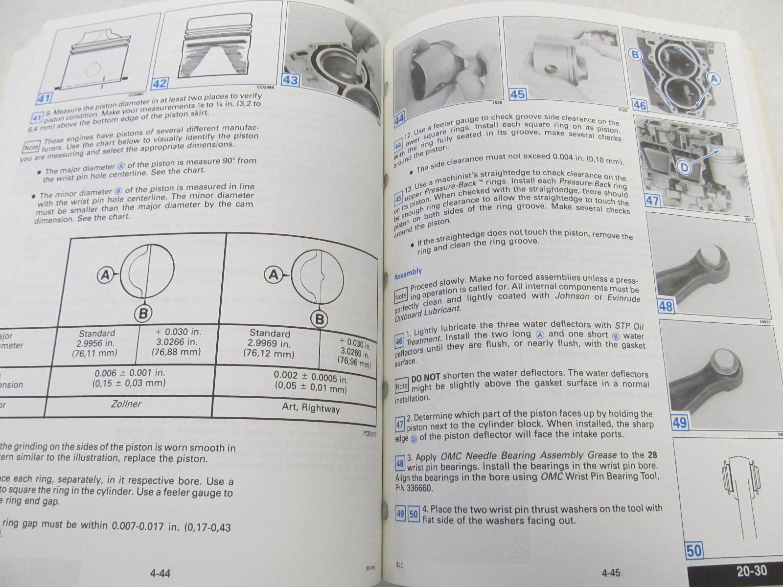 Johnson Manual Pdf 30 Hp water Pump Replacement cost