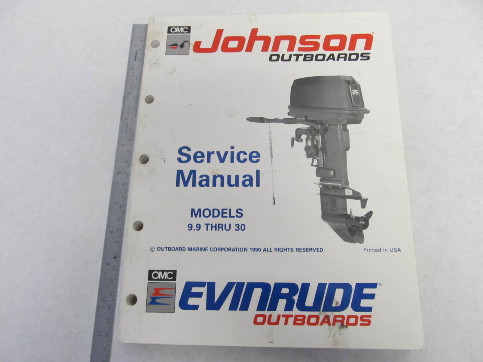 Omc Outboard Accessories 55 Hp Thru 140 Hp Dual Engine Diagram And
