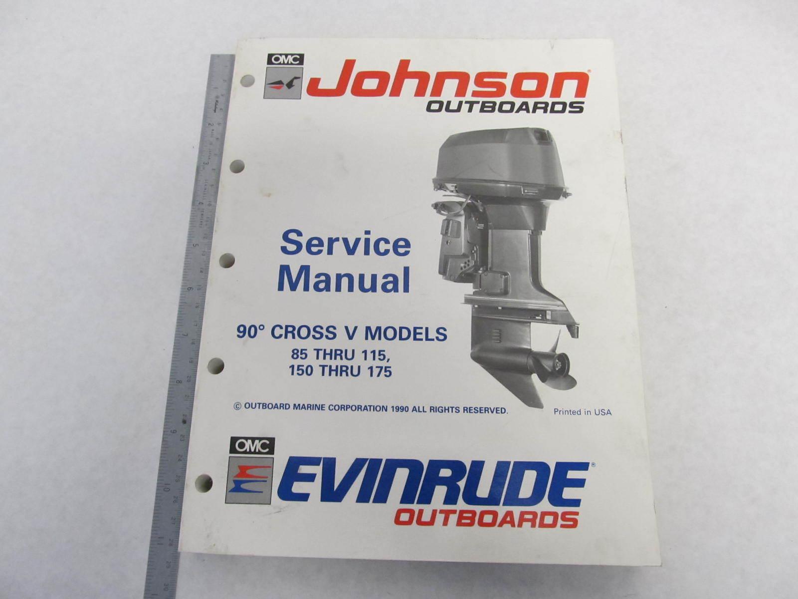 Evinrude ficht service manual 175