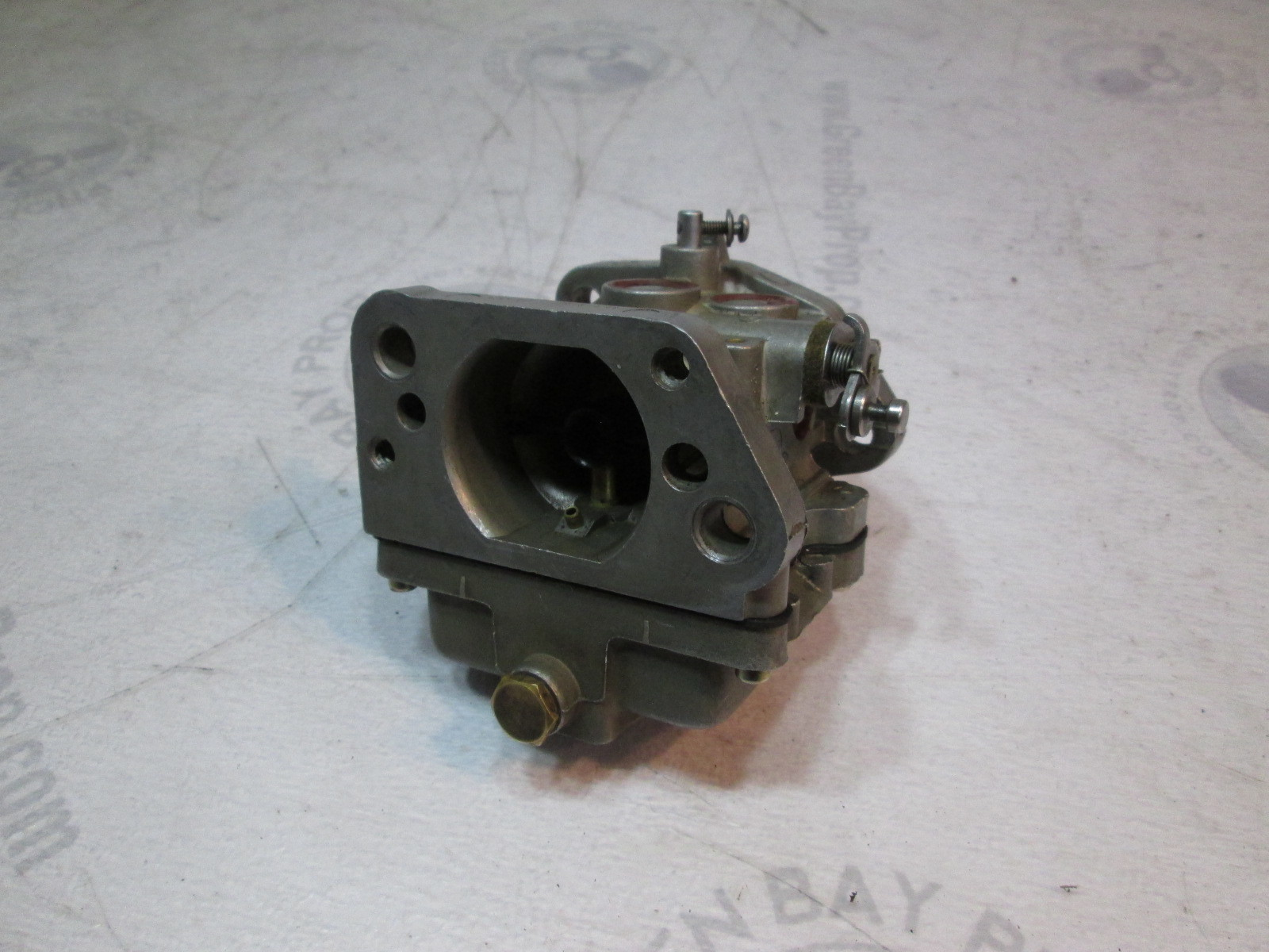 1379-6071A56 6071A56 Mercury Mariner 60HP .072 Jet Bottom Carburetor WM-16-3