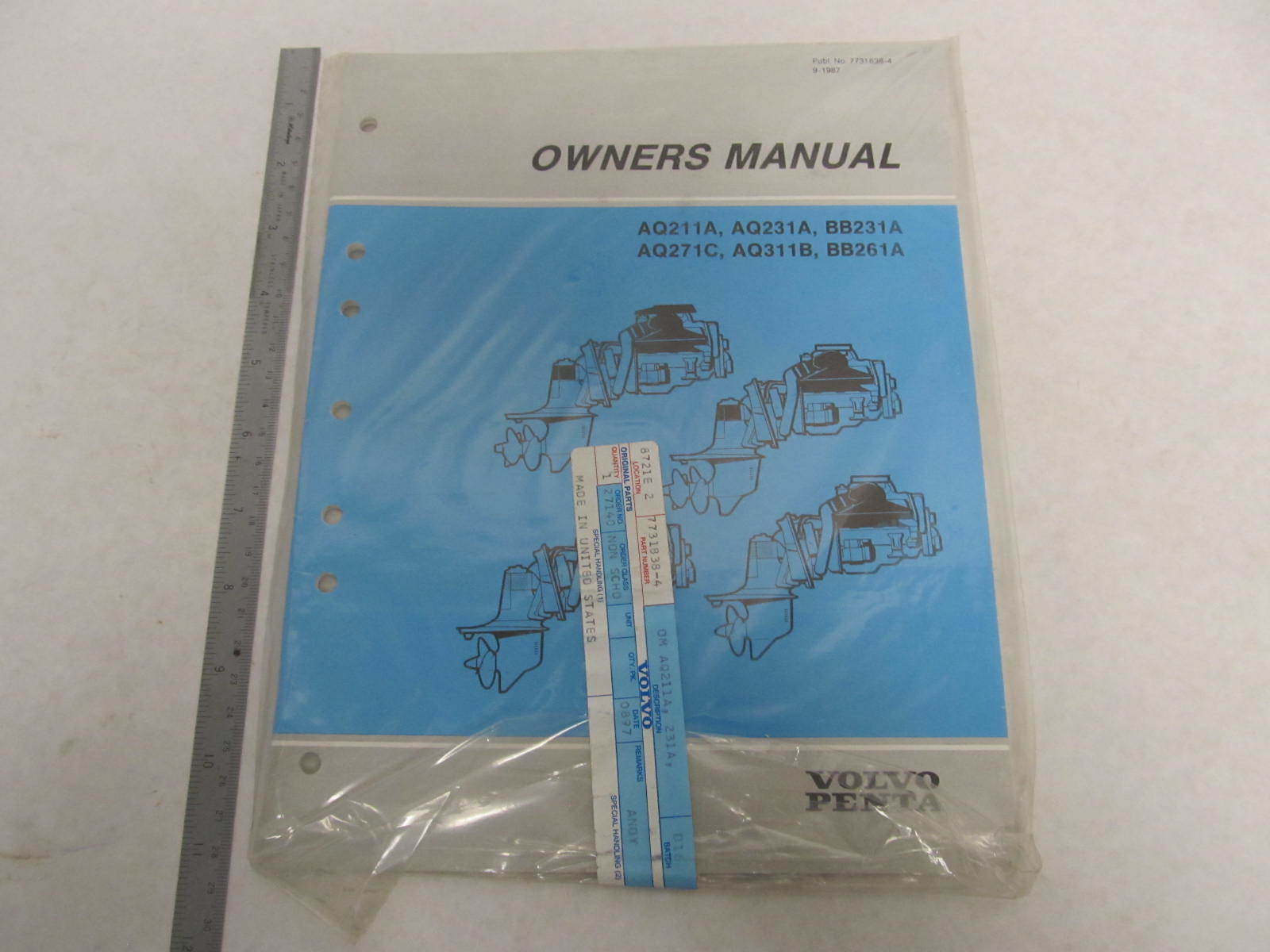 Volvo Aq125a Wiring Diagram Needed Iboats Boating Forums