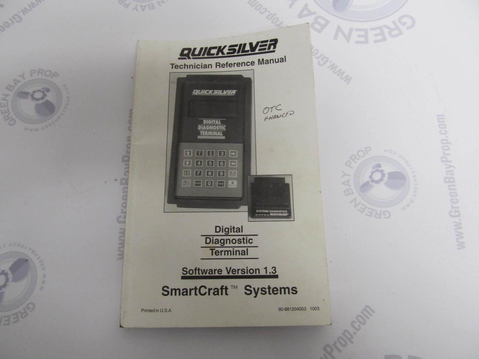 2003 mercury smartcraft Manual