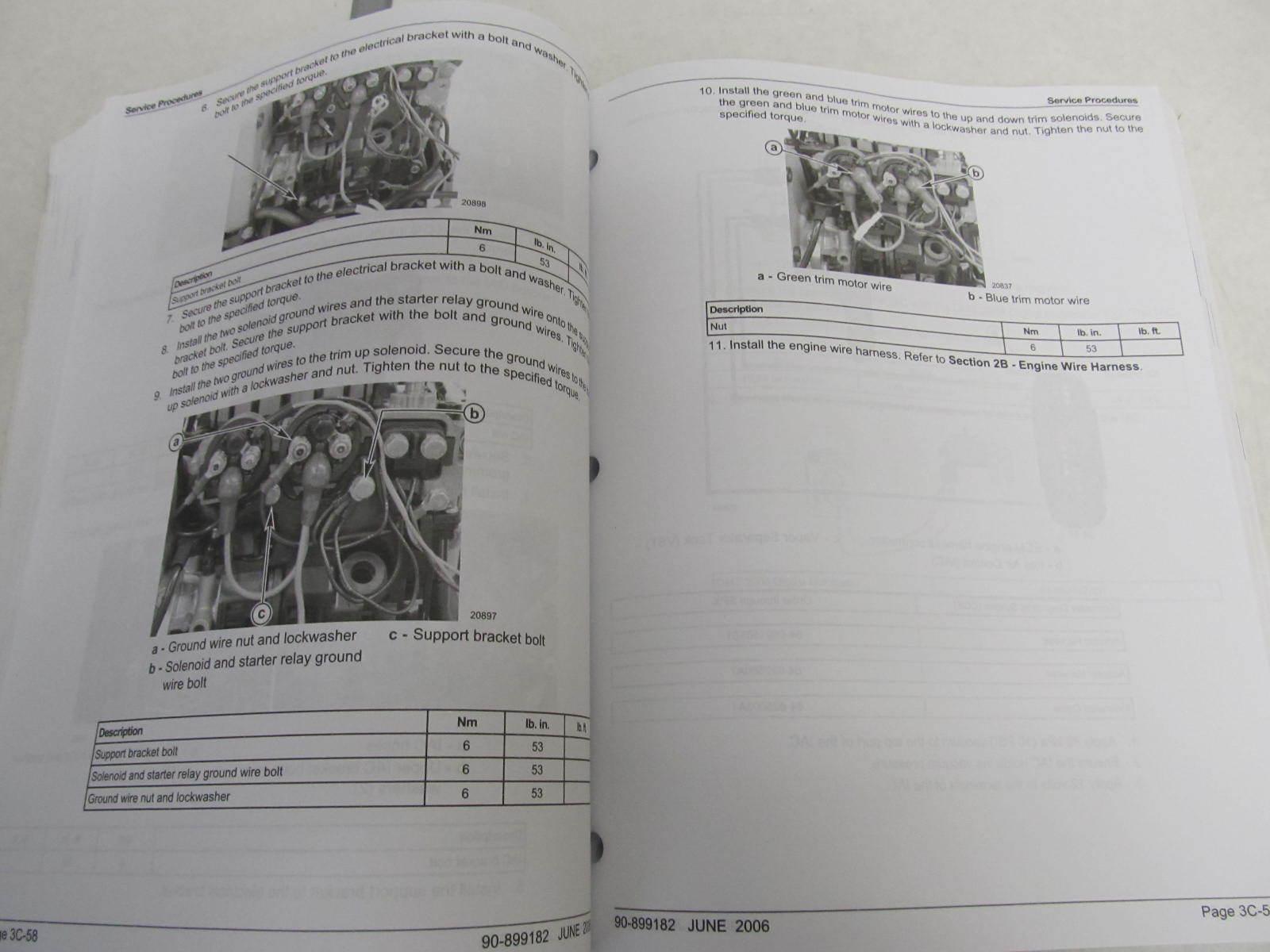 Mercury 30 hp Service Manual