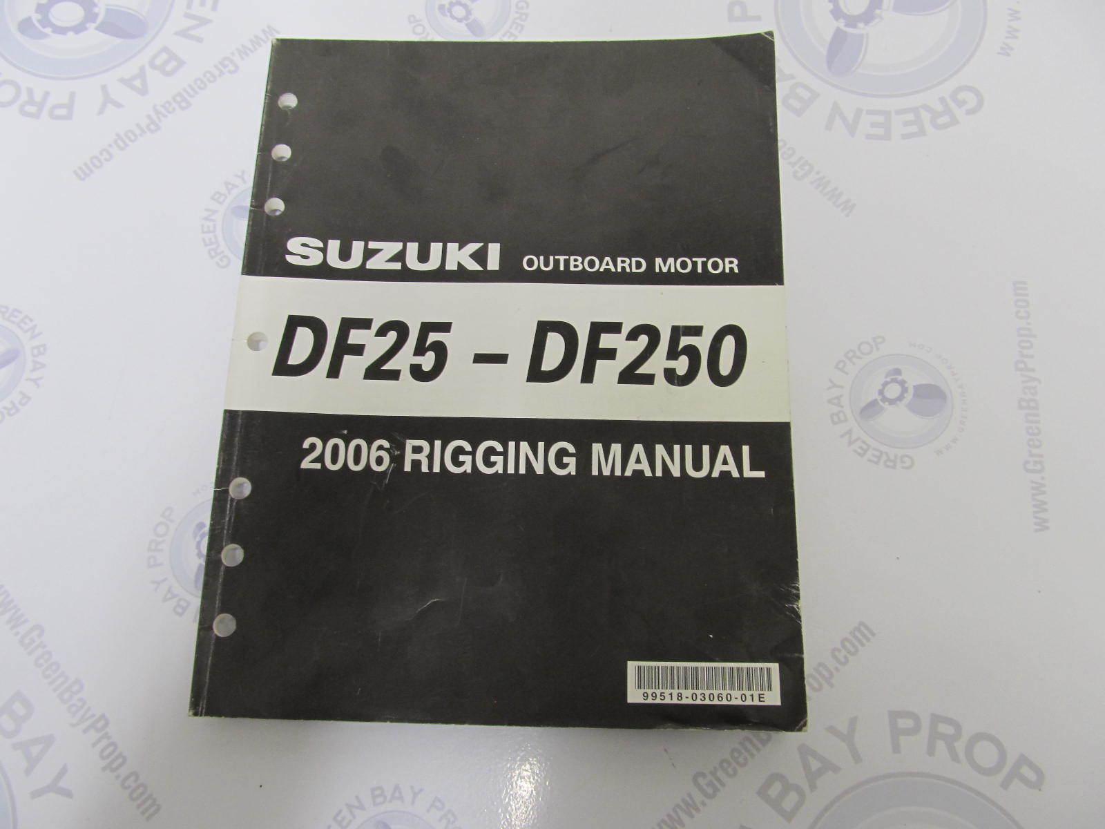 Download suzuki Df250 manual