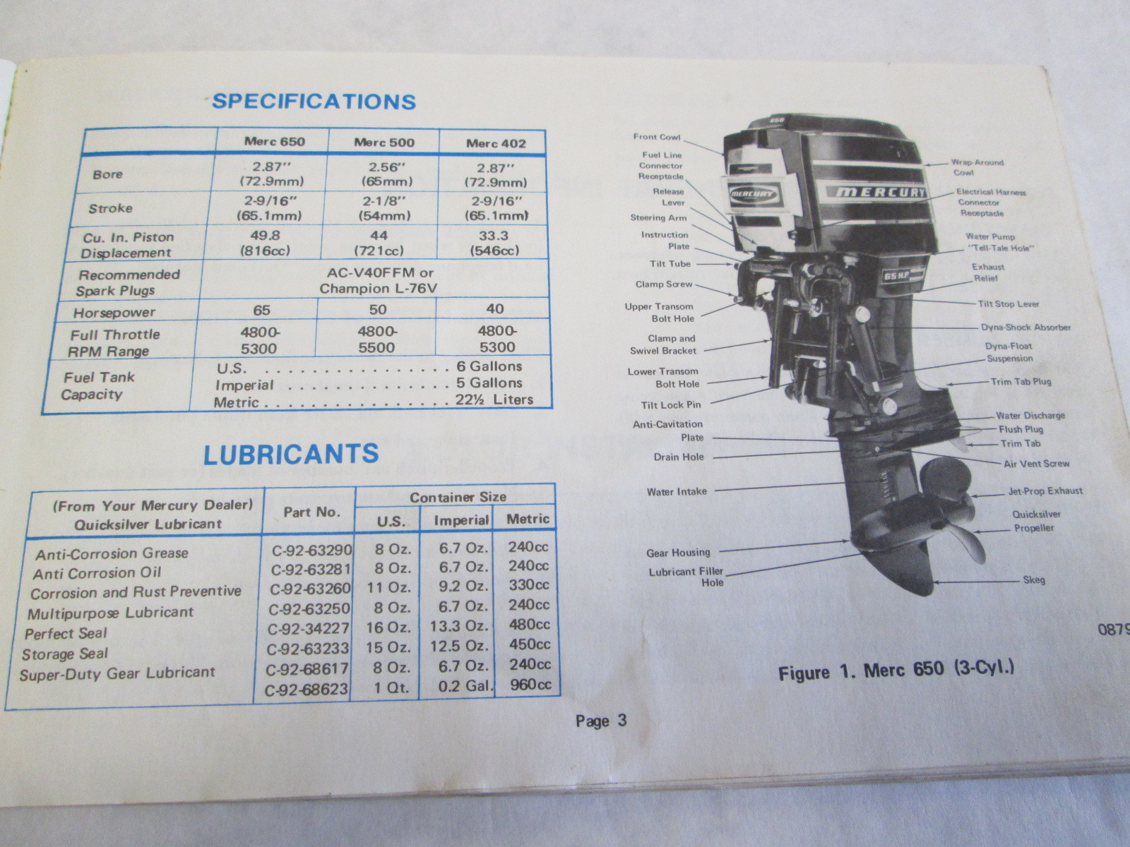 Johnson Evinrude Outboard 1Hp-60Hp Service Repair Manual DOWNLOAD. 1985  Mariner