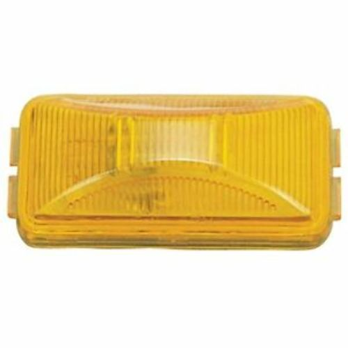 """E150A Peterson Amber Clearance Side Marker Light 2.5"""""""