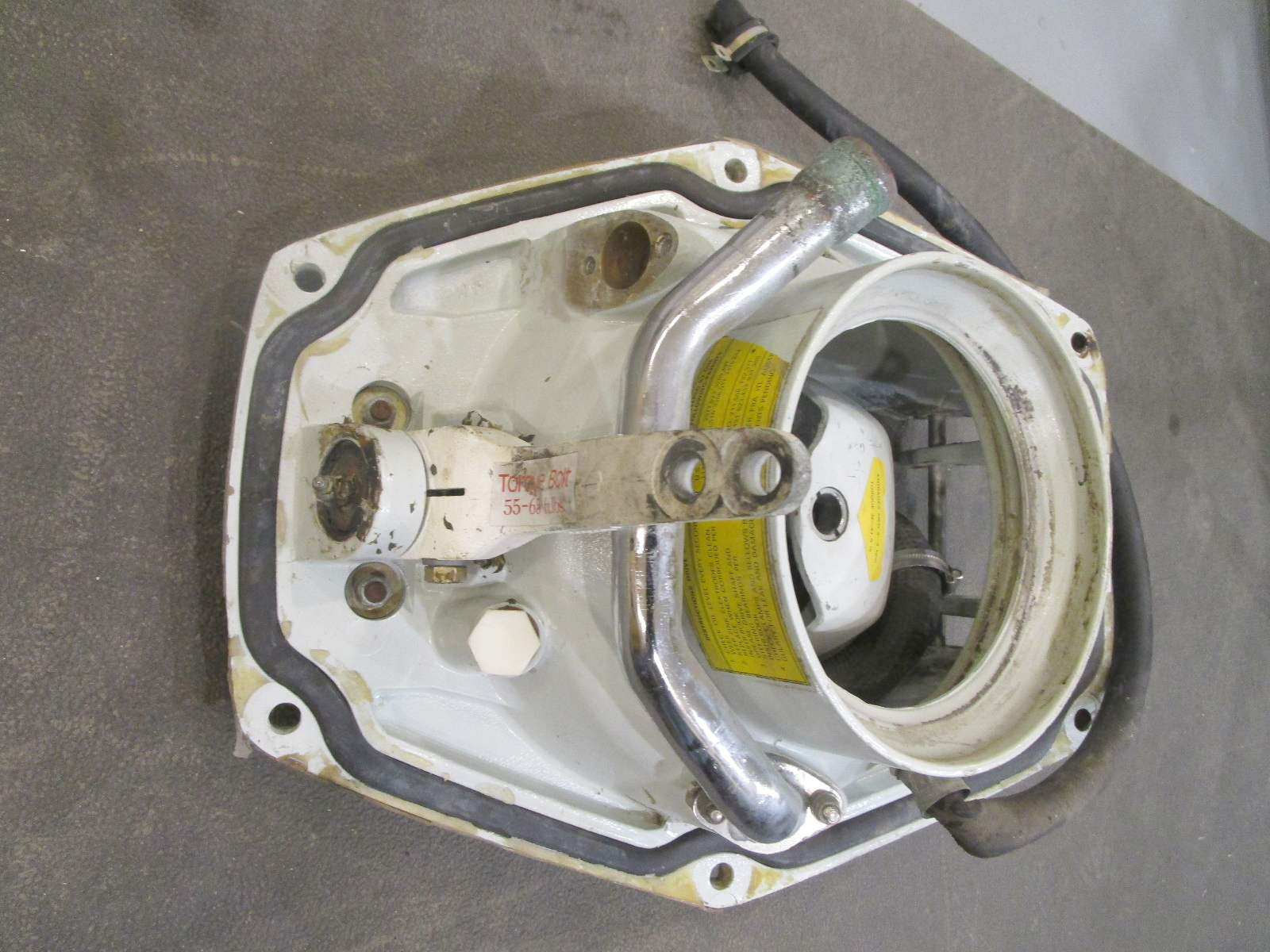 Volvo Penta aq130 manual