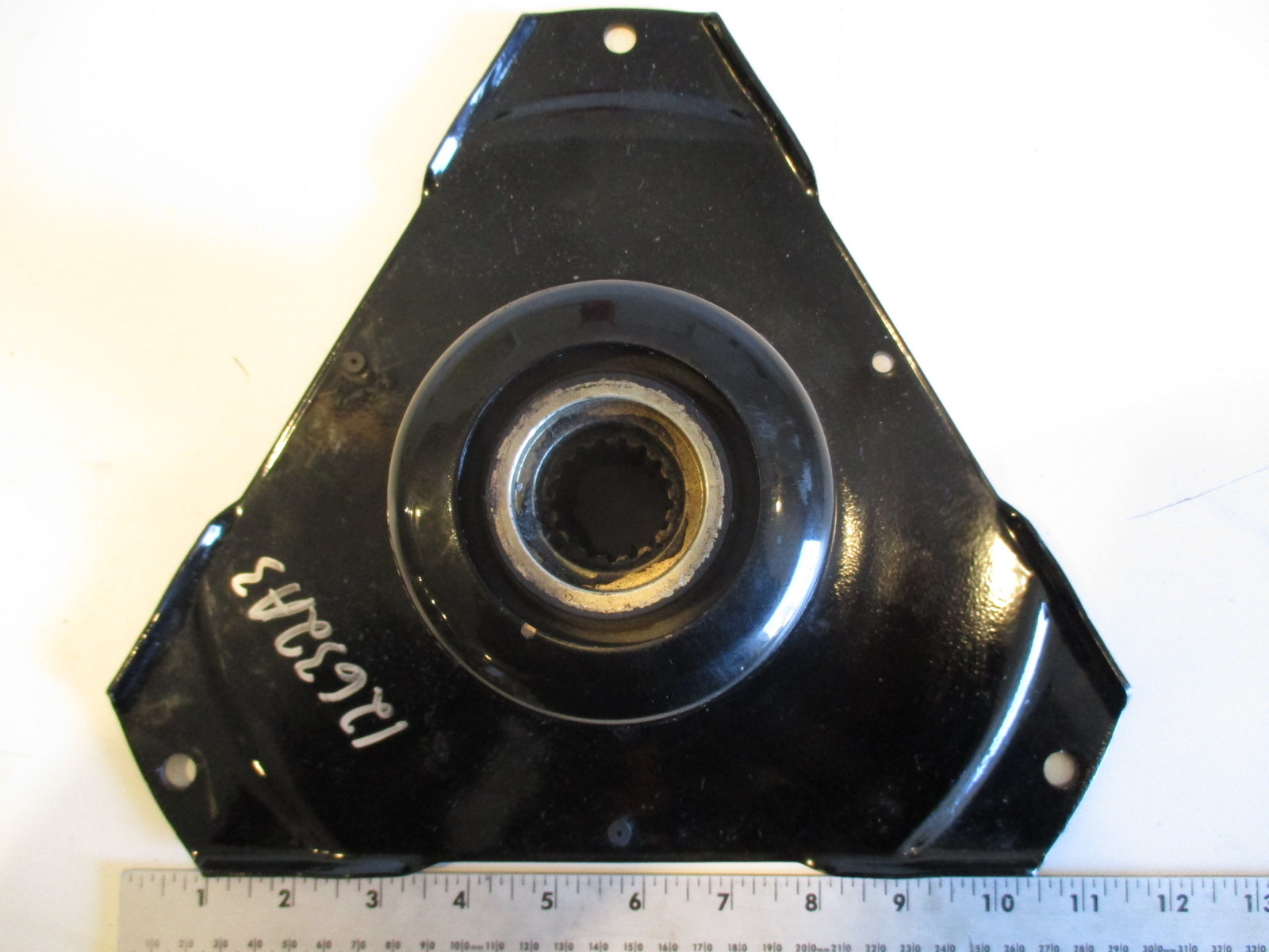 Mercrusier with alpha one Tacometer Wireing