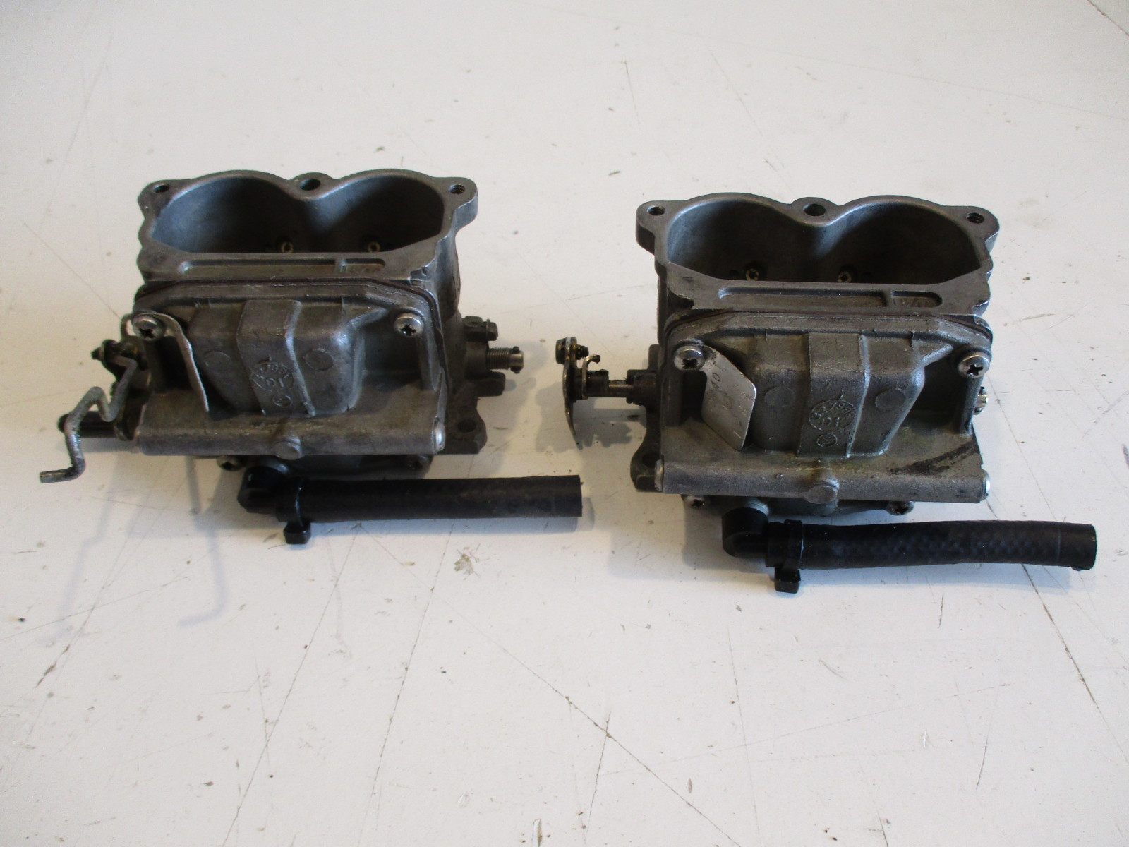 Used 90 hp Johnson Outboard Motor Owner Manual