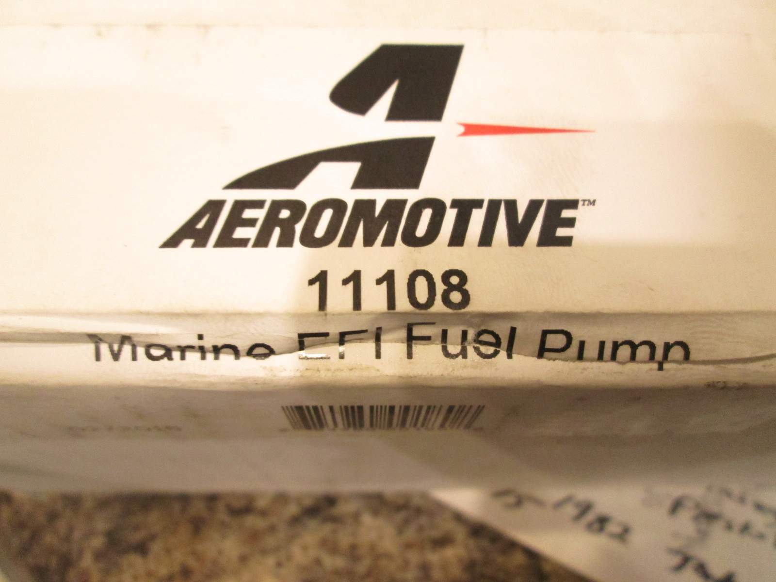 Aeromotive Wire Harness Wiring Library 11108 A1000 Marine Electric Fuel Pump W Mercury