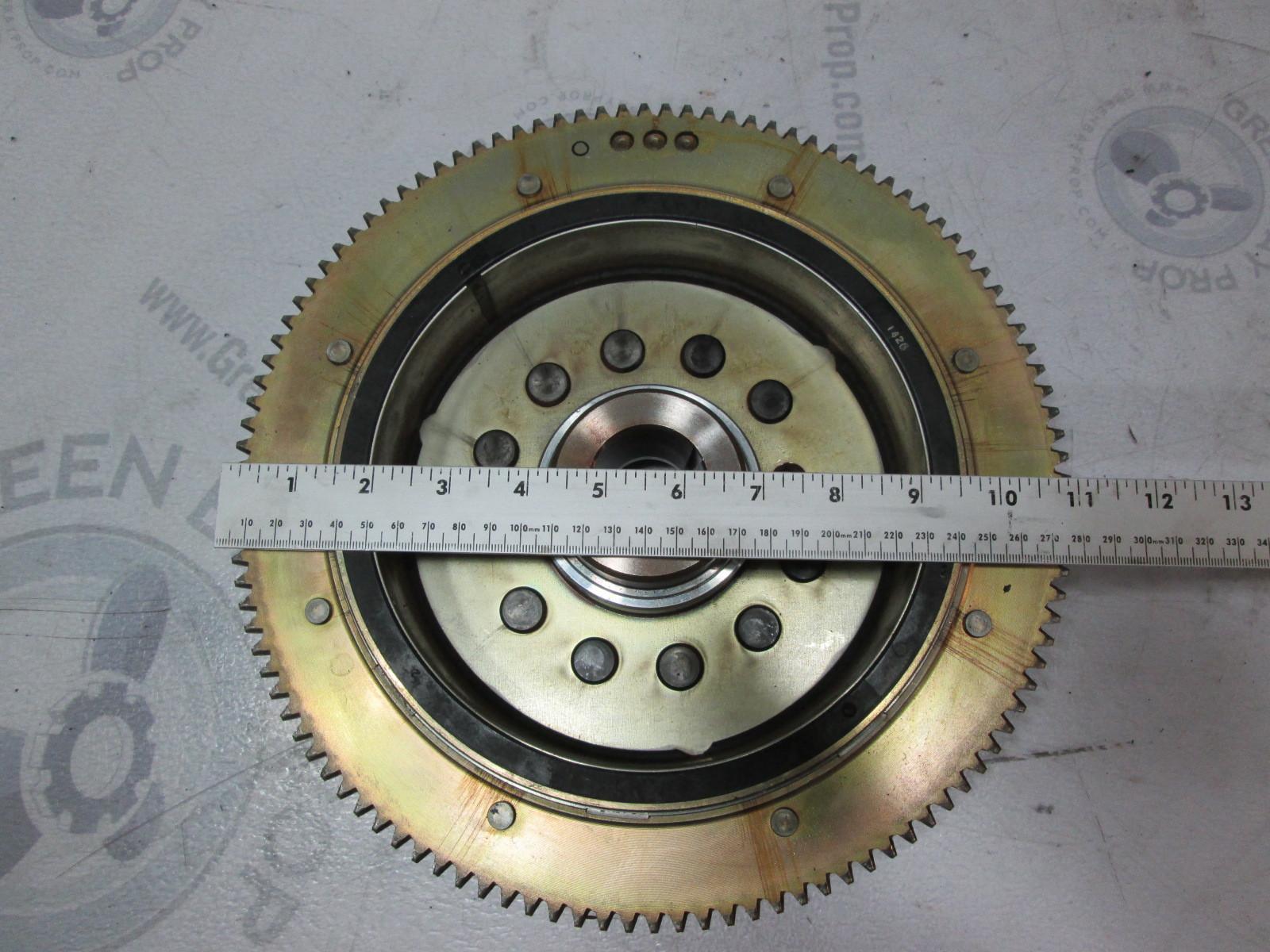 61A-85550-01-00  Flywheel Rotor for Yamaha Outboard 200-250HP 1996-2005