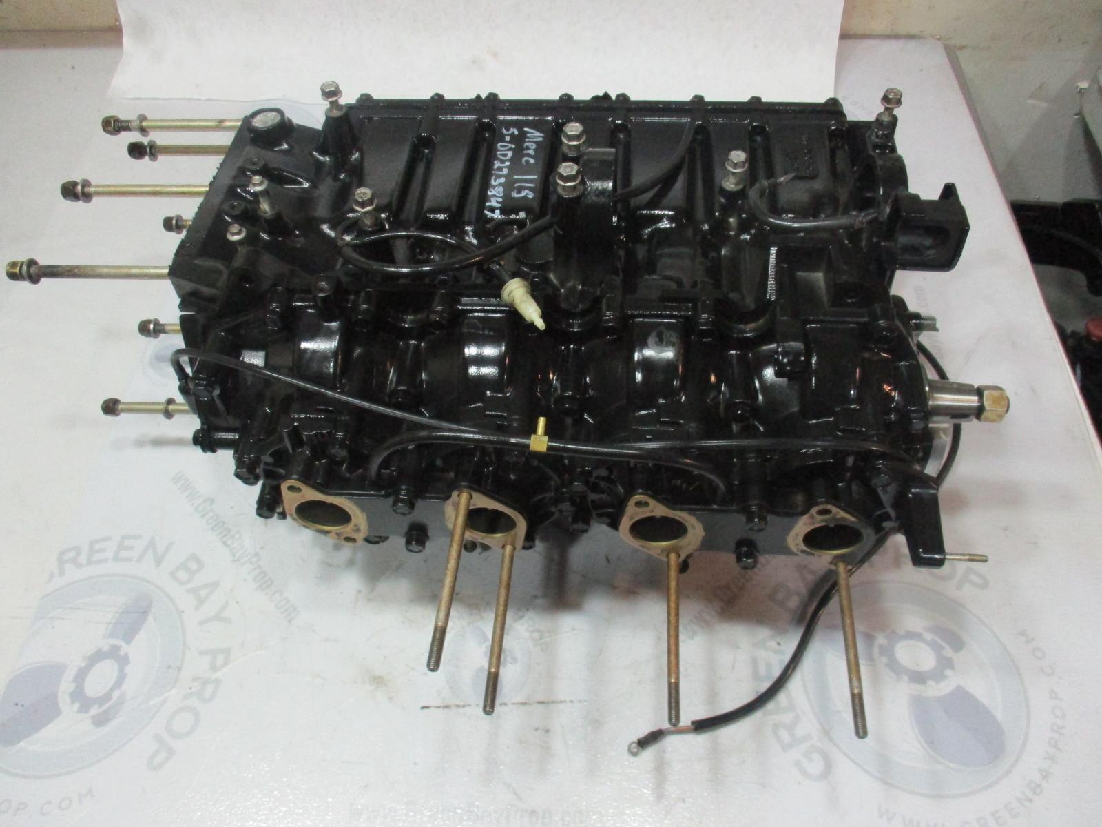 17791A92 Mercury Mariner 100 115 Hp 4 Cyl  Complete Powerhead Engine Block