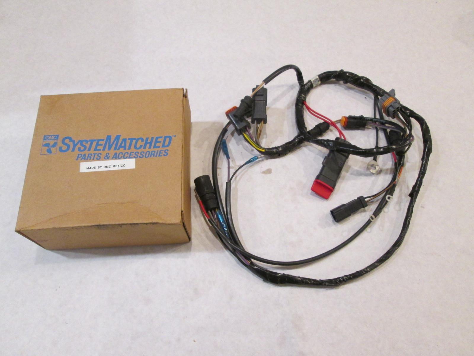 evinrude wire harness 0586028 586028 omc evinrude johnson 150 175 hp outboard wire  0586028 586028 omc evinrude johnson 150