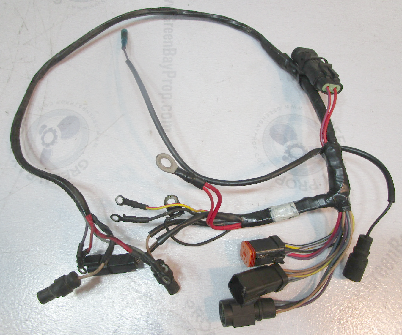 0586027 Motor Cable Wire Harness Evinrude/Johnson V4 88 ... on johnson outboard control box, johnson outboard gauges, johnson outboard engine paint, johnson outboard mounting bracket, johnson outboard rectifier, johnson outboard fuel lines, johnson outboard fuel pump kit, johnson outboard ignition coil, johnson v4 90 hp outboard, johnson outboard throttle cable, johnson outboard fuel filter, johnson outboard starter, johnson outboard wiring diagram, johnson outboard fuel hose, johnson outboard carburetor, johnson outboard tach wiring, johnson outboard wiring coil, johnson outboard stator, johnson outboard shifter, johnson outboard manual,
