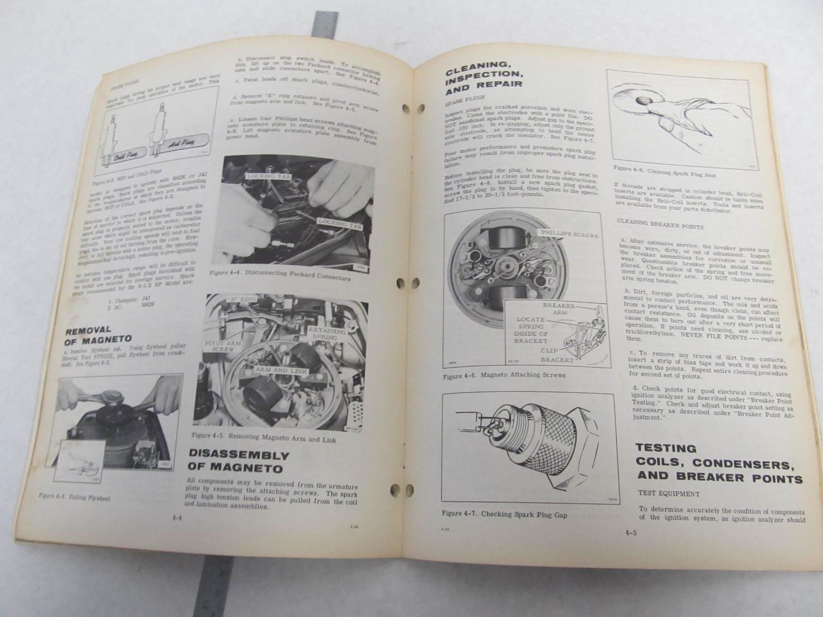 Evinrude 225 service manual